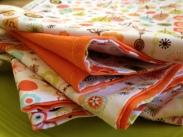 double sided napkins